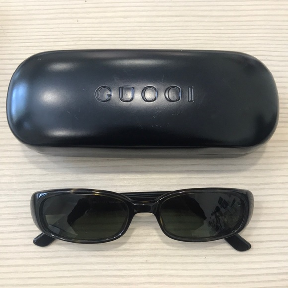 74e89a3028 Gucci Accessories - GUCCI G Logo Sunglasses 2452 S Tortoise